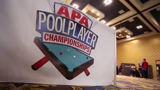 2018 APA Poolplayer Championships Highlights