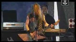 Strapping Young Lad - Velvet Kevorkian/ AHTNF (live)