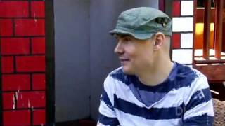 BILLY CORGAN Auditions NEW SMASHING PUMPKINS DRUMMER 19 yr old MIKE BYRNE for 1st Time