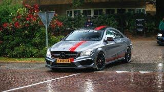 Mercedes-AMG CLA 45 4Matic w/ Fi Exhaust - Launch Control, Revs & Accelerations !