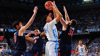 UNC Men's Basketball: Carolina Routs Virginia, 65-41
