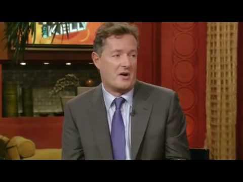 Piers Morgan talks about Susan Boyle