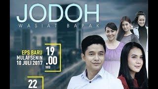 JODOH WASIAT BAPAK - Episode 2 AKIBAT CINTA YANG TAK TERBALAS