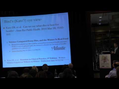 What did Paleo Man Really Eat? - David Katz