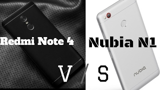 Nubia N1 V/S Redmi Note 4 (Fair Comparison)!!!