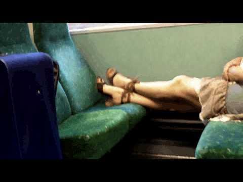 Meeting on the Train - Fetish - Literoticacom