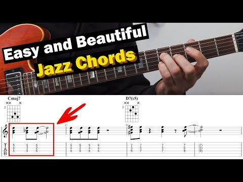 Jazz Chord Magic On Take The A Train - This Is How To Use Triads
