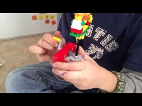 Learning With Lego Education Simple Machines