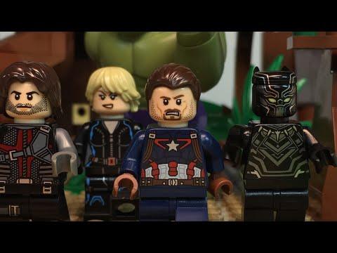 LEGO Avengers Infinity War Official Trailer