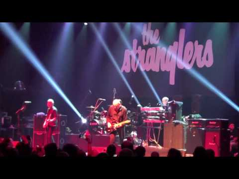 THE STRANGLERS - NO MORE HEROES - PIREAUS 117 ACADEMY - 20.11.2016!