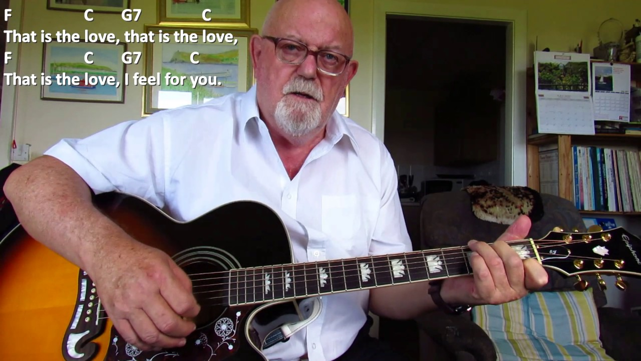 Guitar Will You Be Mine Including Lyrics And Chords Youtube
