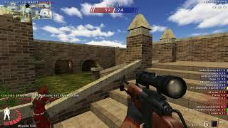 Urban Terror 4.3.4 - GamePlay [4K]