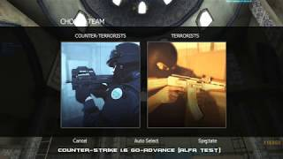 Релиз Counter-Strike 1.6 GO-Advance [AlfaTest]