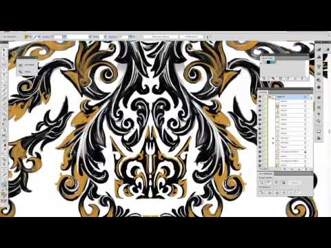 Part 6 Duchess of Delicious Logo Design (speed x25)