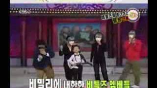[HERO]Baby Beatles -MVP on KBS-TV- Prodigy Contest Show(Part1/2)