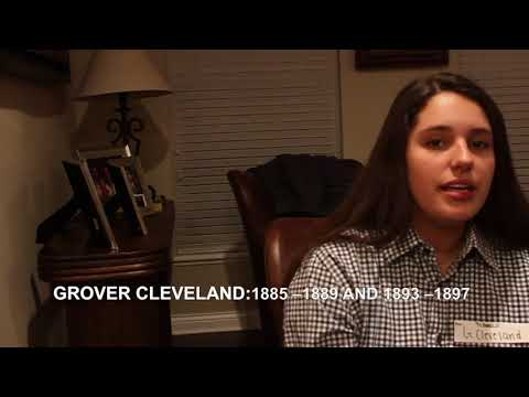 Grover Cleveland Interview.