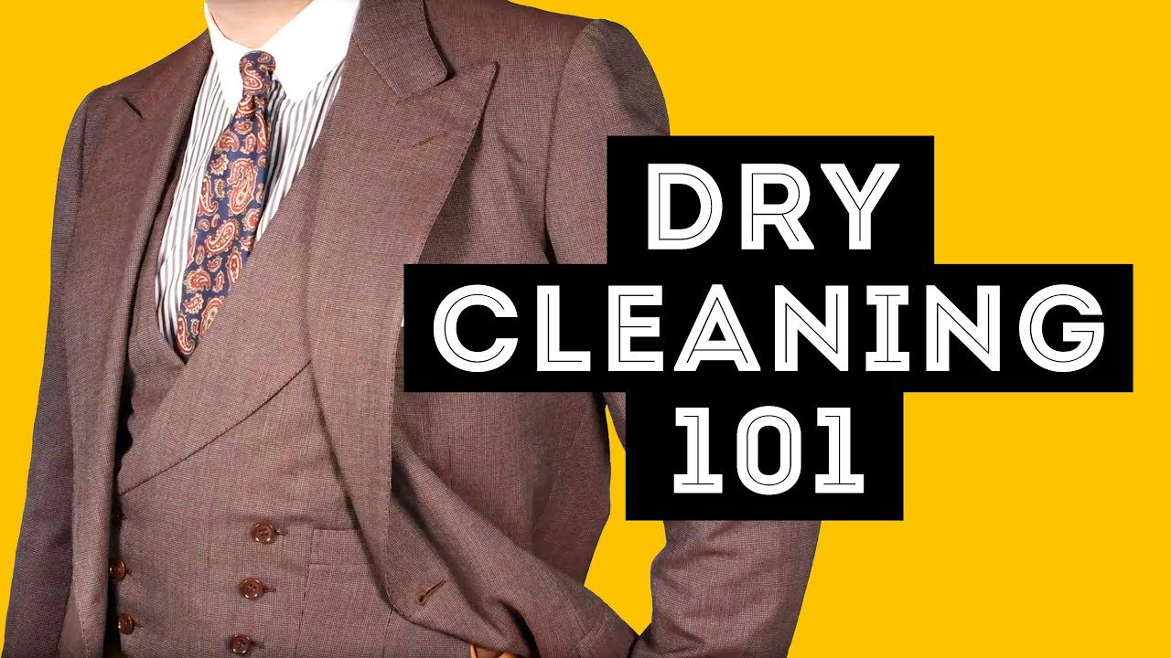 Dry Cleaning 101: When To Do It + What to Look For in a Quality Dry Cleaner & Why It Can Be Damaging