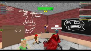 [ROBLOX: ONLINE DATING GONE WRONG] - School Shooters! (High School Life)