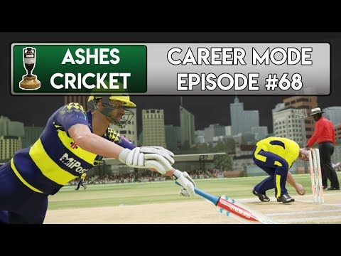 DISASTER - Ashes Cricket Career Mode #68