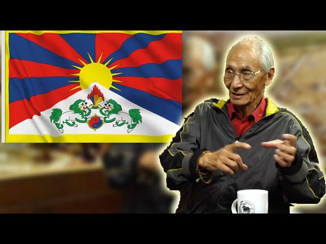 Historical background and Symbolism of Tibetan National Flag by late Narkyi Ngawang Dhundup