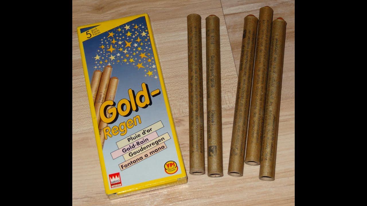 Weco SF Gold Regen Rarität