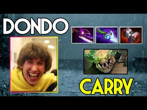 Dendi Dota2 [Underlord] Insane Carry with Silver Edge + Diffusal