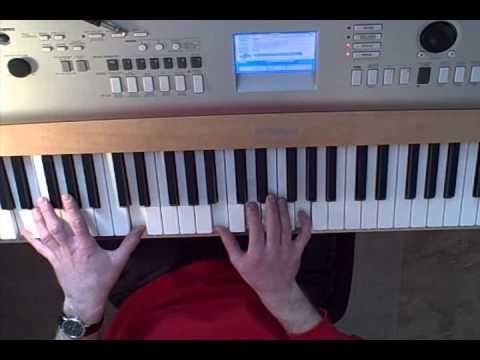 Stars Piano Tutorial Grace Potter Youtube