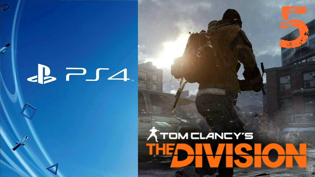 tom clancy 39 s the division ps4 5 youtube. Black Bedroom Furniture Sets. Home Design Ideas