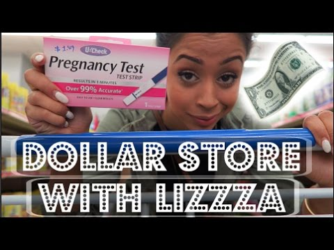Thumbnail: GET MONEY!! DOLLAR STORE WITH LIZZZA | Lizzza