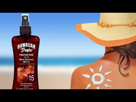 Best Hawaiian Tropic Dark Tanning Oils 2017
