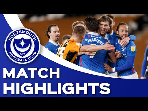 Hull Portsmouth Goals And Highlights