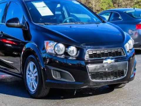 2012 Chevrolet Sonic - Marietta, GA