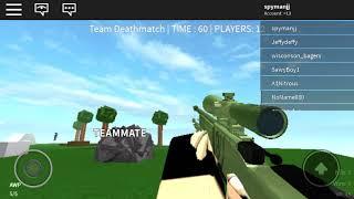 Roblox Sniper Battles