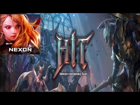 HIT- Heroes Of Incredible Tale -By NEXON Company - Role Playing - Google Play(Super HD Quality)