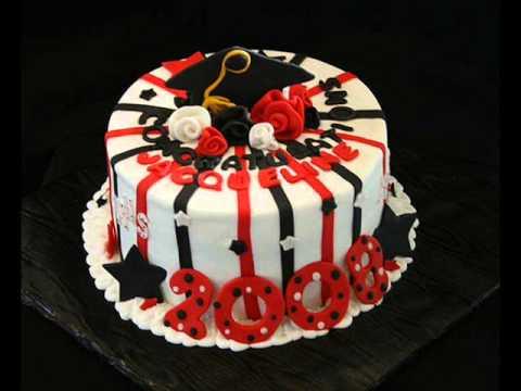 Glam101 Boysgirls Graduation Cake Ideas Youtube