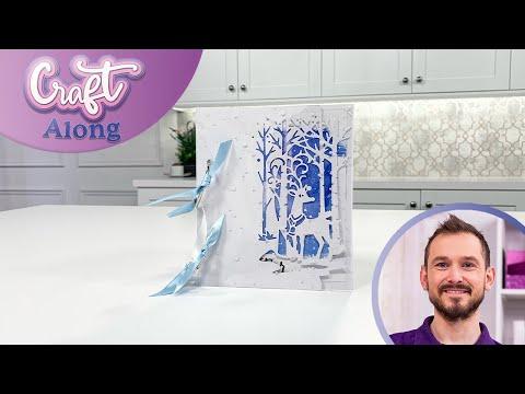 Craft Along: Christmas Scene Create-a-Card