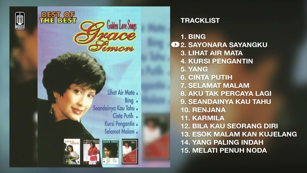 Grace Simon - Album Golden Love Song   Audio HQ