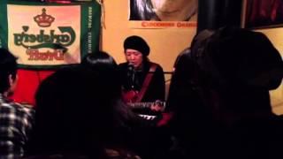 2013.05.03大阪十三Bar雑葉十三周年記念ライブでユダ君が唄います。
