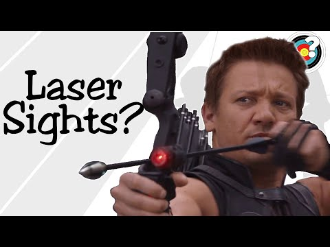 Archery   Can You Put A Laser Sight On A Bow?