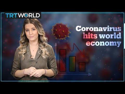 How has the coronavirus impacted the global economy?