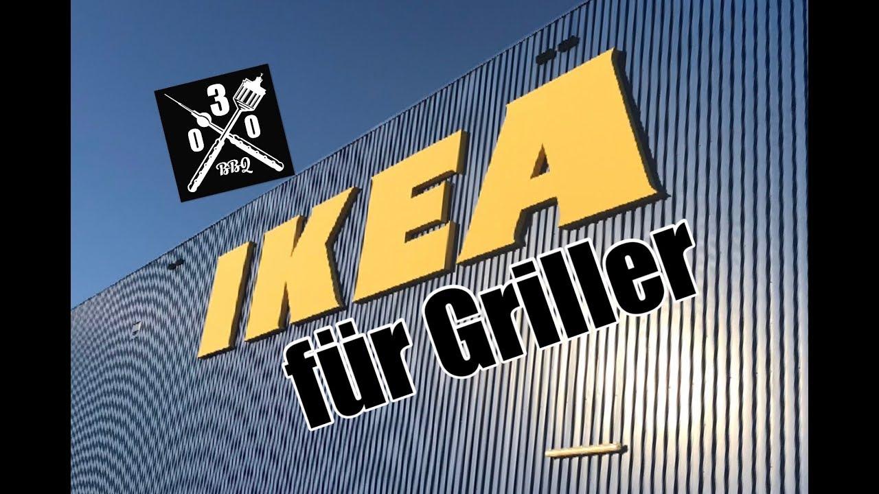 Ikea Top Einkaufstipps Für Griller 2019 030 Bbq Youtube