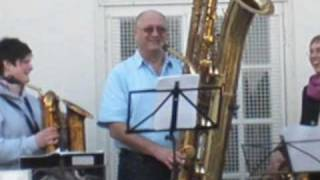 Swan Fake (Dance of the Seven Saxes)