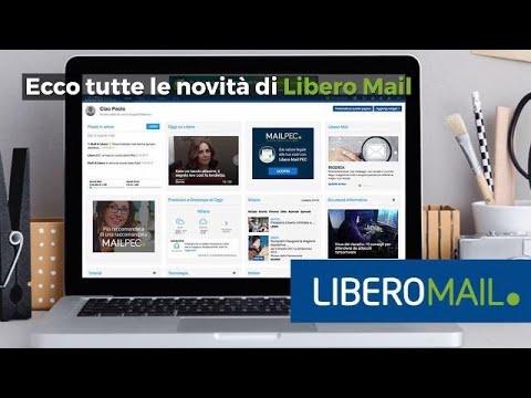 Scopri la nuova Libero Mail: scopri tutte le funzionalità