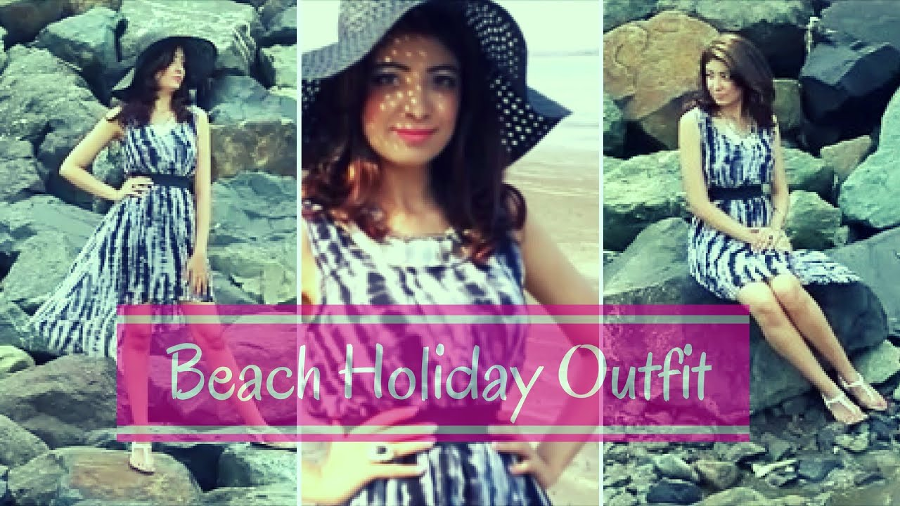 Beach Party Dress Up