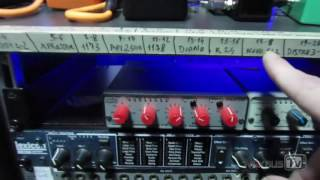 Patchbay, AD/DA Converters setup - Interfacing computer with converters and analog gear
