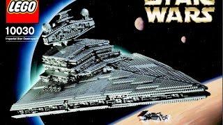 КАК Я СОБИРАЛ ЛЕГО ЗВЕЗДНЫЙ РАЗРУШИТЕЛЬ? (UCS Star Destroyer Building Process)
