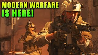 Modern Warfare Is Here!