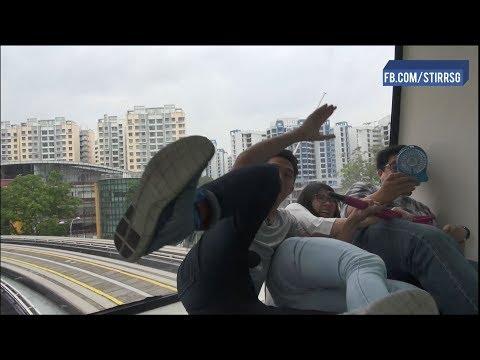 Bukit Panjang LRT Roller-Coaster