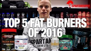 Top 5 Best Fat Burner Supplements to Lose Weight 2016