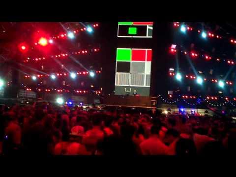 Kyau & Albert - ASOT Invasion EDC Las Vegas 2012 Live (Partial Set) [HD]